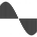 sampled sine